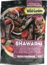 Wild Garden Shawarma Mild Marinade