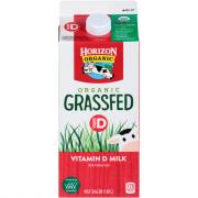 Horizon Organic Grass Fed Whole Milk
