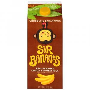 Sir Banana's Banana Milk 1% Chocolate