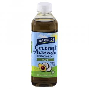 Carrington Coconut & Avocado Blend Liquid Cooking Oil