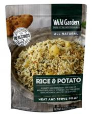 Wild Garden Rice & Potato