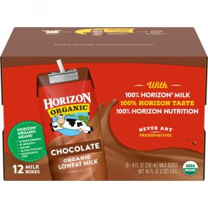 Horizon 1% Chocolate Organic Milk