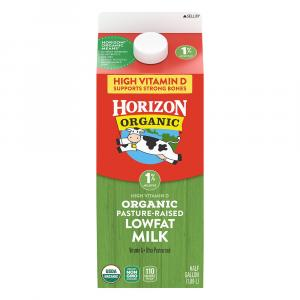 Horizon Organic 1% Milk