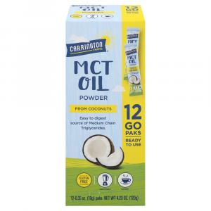 Carrington Farms MCT Oil Powder