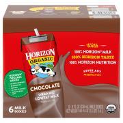 Horizon Organic 1% Chocolate Milk