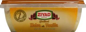 Ziyad Halva with Vanilla Mediterranean Sesame Fudge