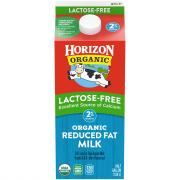 Horizon Organic 2% Lactose Free Milk