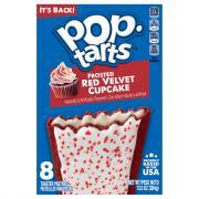 Kellogg's Pop-Tarts Red Velvet Pastries