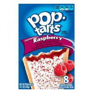 Kellogg's Frosted Raspberry Pop-Tarts
