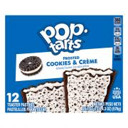 Kellogg's Frosted Cookies & Creme Pop-Tarts