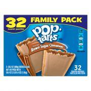 Kellogg's Pop-Tarts Brown Sugar Cinnamon Family Pack