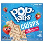 Kellogg's Pop-Tarts Crisps Frosted Strawberrylicious