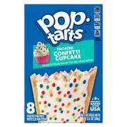 Kellogg's Pop-Tarts Frosted Confetti Cupcake