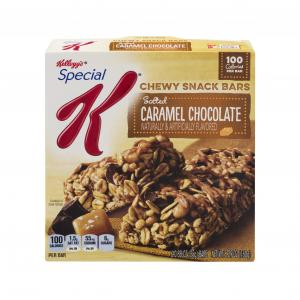 Kellogg's Special K Salted Caramel Chocolate Snack Bars