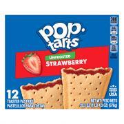 Kellogg's Pop-Tarts Strawberry