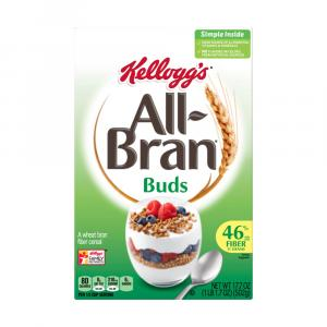 Kellogg's All Bran Buds Cereal