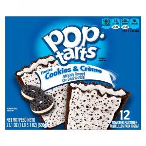 Kellogg's Cookies And Creme Pop-tarts