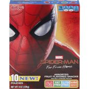 Kellogg's Spider-Man Assorted Fruit Flavored Snacks