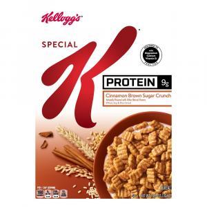 Kellogg's Special K Protein Cinnamon Brown Sugar Cereal
