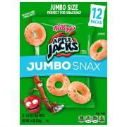 Kellogg's Jumbo Snax Apple Jacks