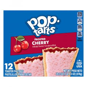 Kellogg's Pop-Tarts Frosted Cherry