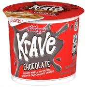 Kellogg's Krave Chocolate Cereal Cup