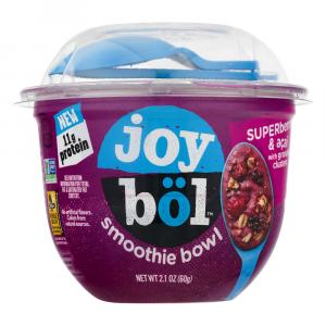 Joybol Superberry Acai Smoothie Bowl