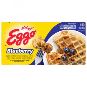 Eggo Blueberry Waffles