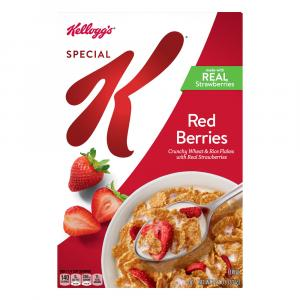 Kellogg's Special K Red Berries Cereal