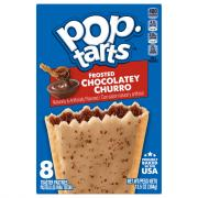 Kellogg's Pop-Tarts Frosted Chocolatey Churro Pastries