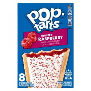 Kellogg's Raspberry Frosted Pop-Tarts