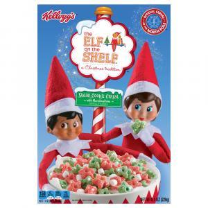 Kellogg's Elf on a Shelf Entry Cereal
