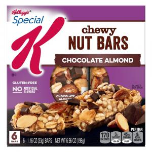 Kellogg's Special K Nourish Bars Chocolate Almond Bars