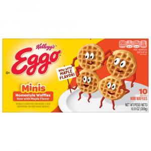Eggo Mini Waffles