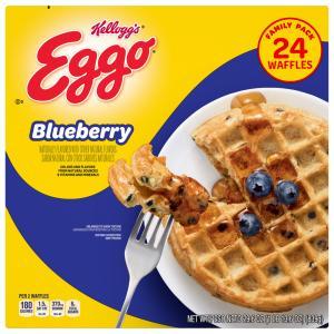 Eggo Blueberry Waffles