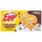 Eggo Chocolate Chip Pancakes