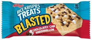 Rice Krispies Chocolately Chip Marshmallow Treats