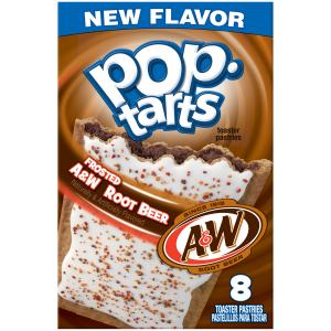 Kellogg's Frosted Pop-tarts A&w Root Beer