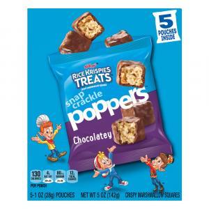 Kellogg's Rice Krispies Treats Chocolatey Poppers