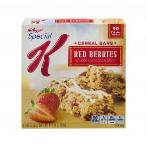 Kellogg's Special K Strawberry Bars