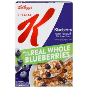 Kellogg's Special K Blueberry Cereal