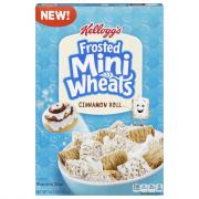 Kellogg's Frosted Mini Wheats Cinnamon Roll
