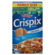 Kellogg's Crispix Original Cereal
