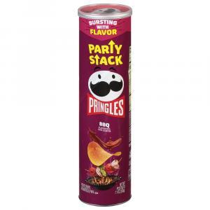 Pringles BBQ Mega Stack Can