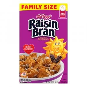 Kellogg's Raisin Bran Family Size Cereal