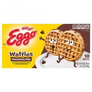 Eggo Chocolate Chip Waffles
