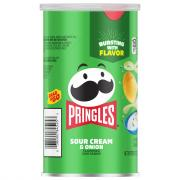 Pringles Sour Cream Grab N Go Potato Crisps