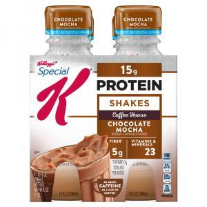 Kellogg's Special K Chocolate Mocha Protein Shakes