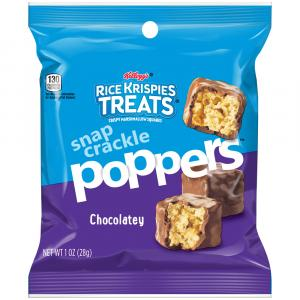 Kellogg's Rice Krispies Treats Snap Crackle Poppers