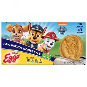 Eggo Paw Patrol Homestyle Waffles